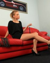 Femdom encounters   one beautiful mistress and her slave